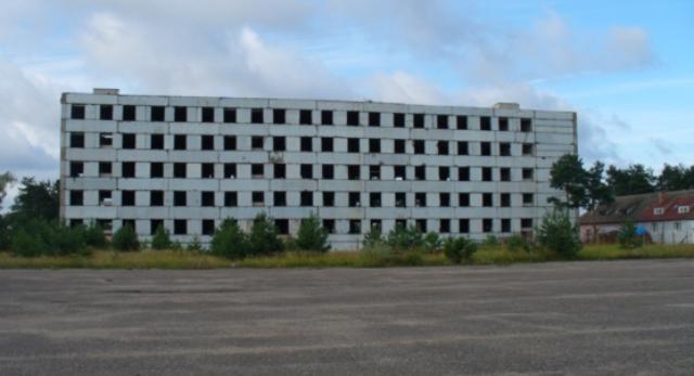 Borne Sulinowo miasto widmo